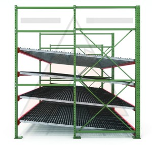 Apex Carton Flow Rack