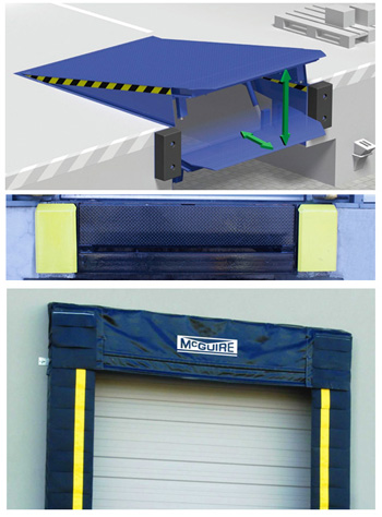 Apex Industrial Storage Dock Equipment