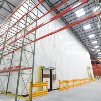 Warehouse shelving storage design