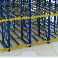 Pallet Flow Apex Warehouse Sys