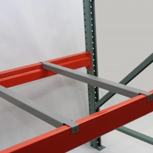 Pallet support shelving system