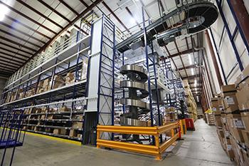 Apex Rack Support Pick Module - Conveyor
