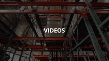 Pallet Flow Storage Racking
