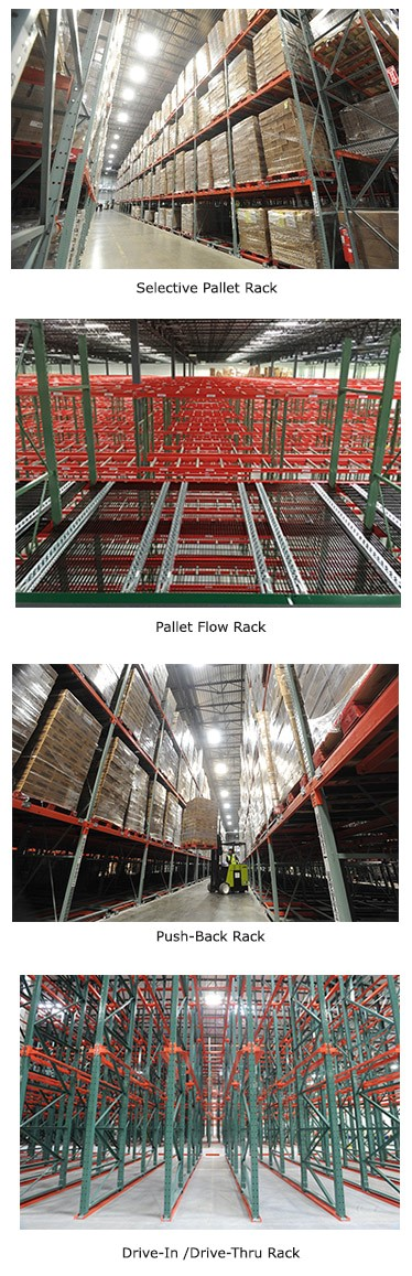 Pallet Rack Compatible with AGV Equipment - Apex Warehouse Systems