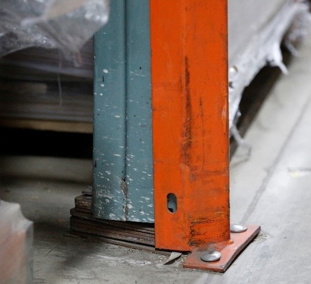 Apex Warehouse Systems Pallet Rack Safety Accessories
