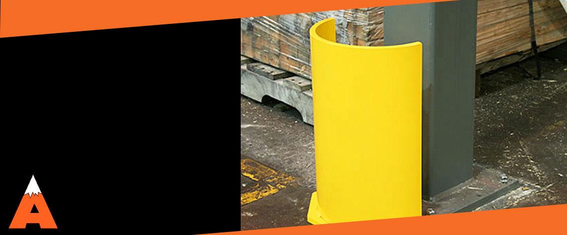 Apex Pallet Rack Column Protectors