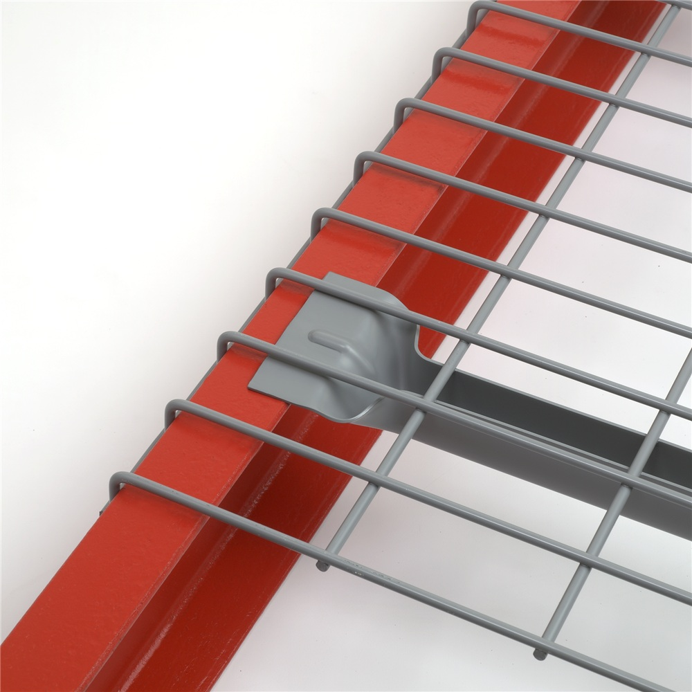 Wire Deck | Wire Deck For Pallet Rack Apex Warehouse Systems Chicago Il