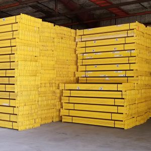 Apex Warehouse Used Pallet Rack Beams